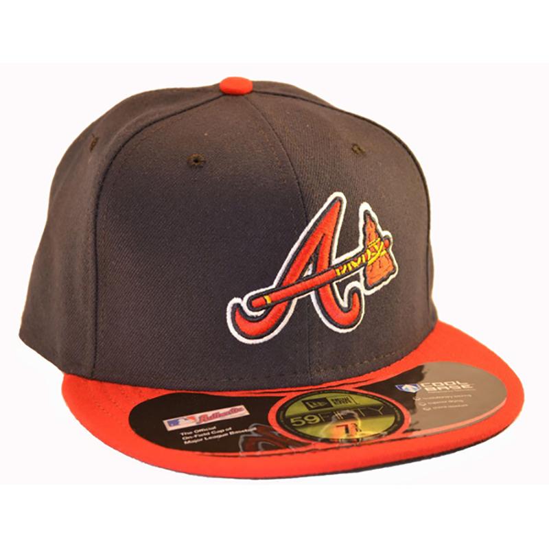 572e522c6346b4 Atlanta Braves 2011 Alternate Hat - Mickey's Place