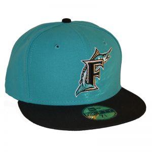 Florida Marlins 1996 Road Hat