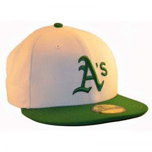 Oakland A's 1982 Coach's Hat