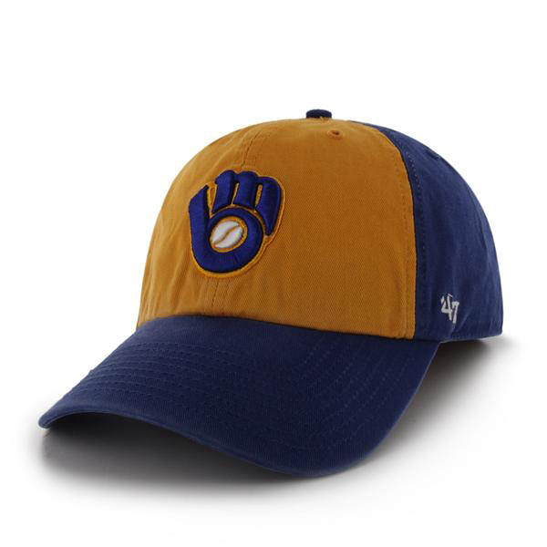 Milwaukee Brewers 1982 Franchise Hat