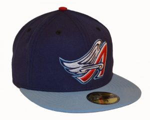 Anaheim Angels 1999-2000 (Alt) Hat