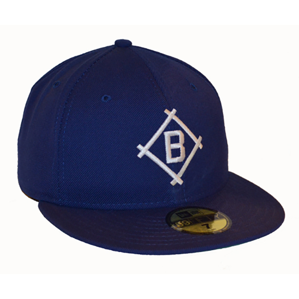 Brooklyn Dodgers 1912 (Road) Hat