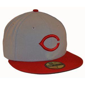 Cincinnati Reds 1957-1960 Hat