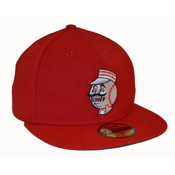 brand new 7a322 f18da Cincinnati Reds 1956 Hat - Mickey s Place