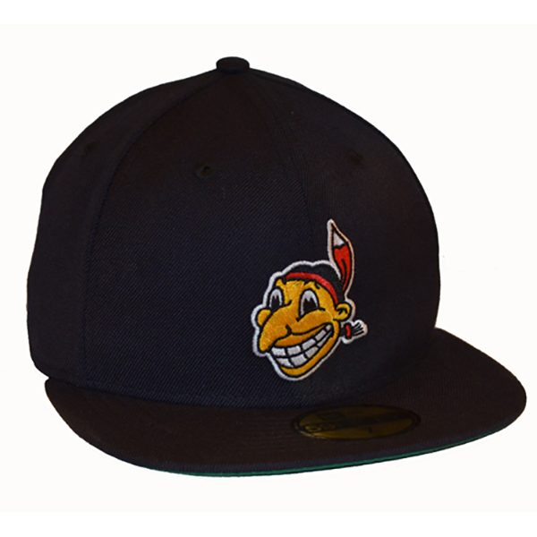 quality design 1ea10 98799 Cleveland Indians 1950 Hat - Mickey s Place