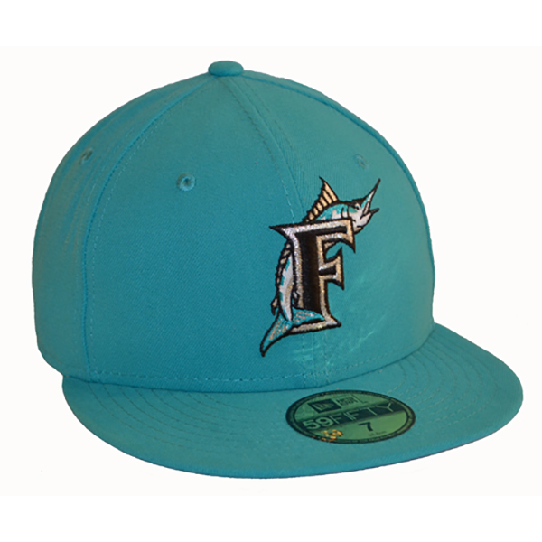 Florida Marlins 1993-1994 Home Hat - Mickey s Place 5827fd60a14