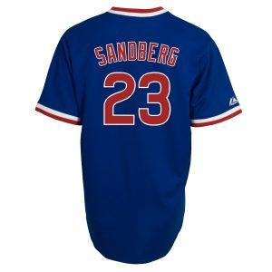 Chicago Cubs Ryne Sandberg #23