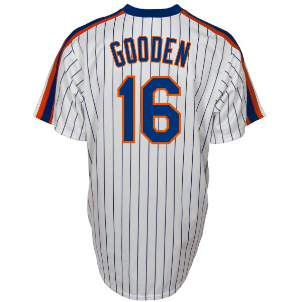 New York Mets Dwight Gooden #16