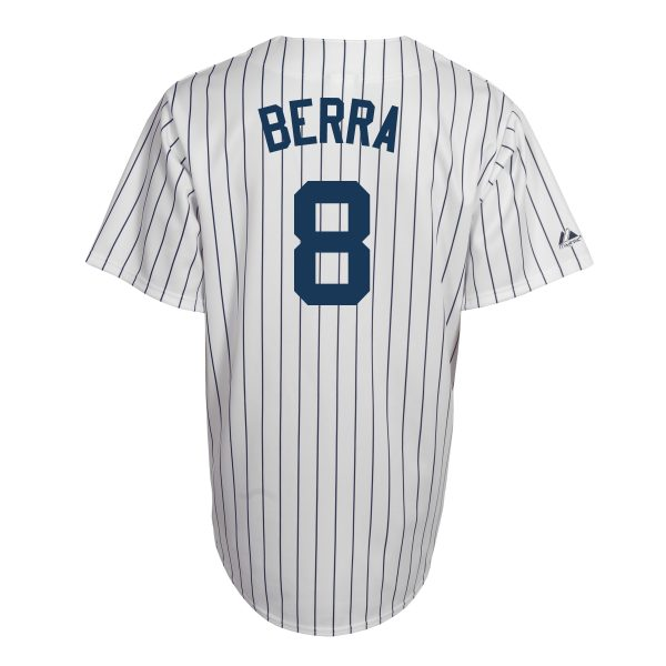 New York Yankees Yogi Berra #8