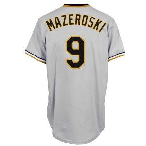 Pittsburgh Pirates Bill Mazeroski #9