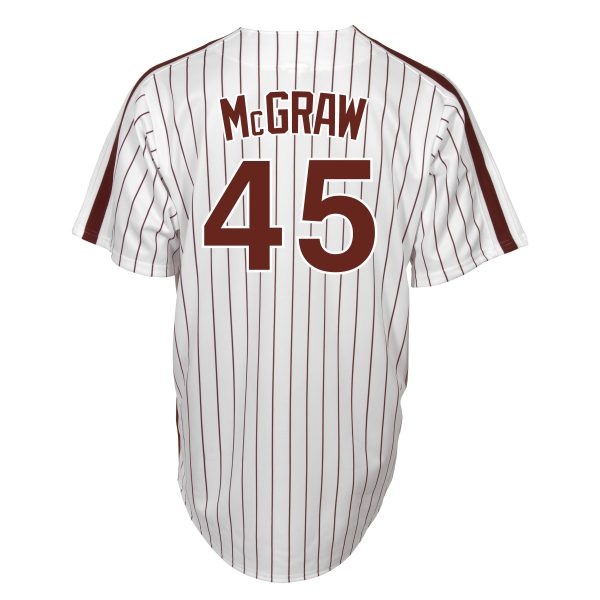 Philadelphia Phillies Tug McGraw #45