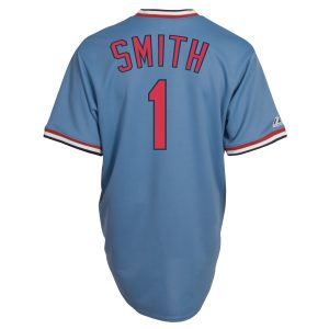 St. Louis Cardinals Ozzie Smith #1