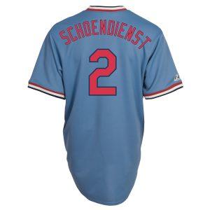 St. Louis Cardinals Red Schoendienst #2
