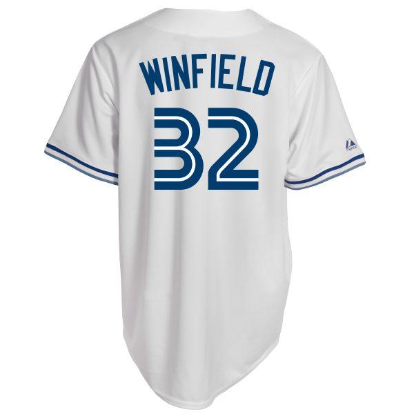 Toronto Blue Jays Dave Winfield #32