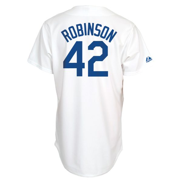 Brooklyn Dodgers Jackie Robinson #42