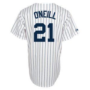 New York Yankees Paul O'Neill #21
