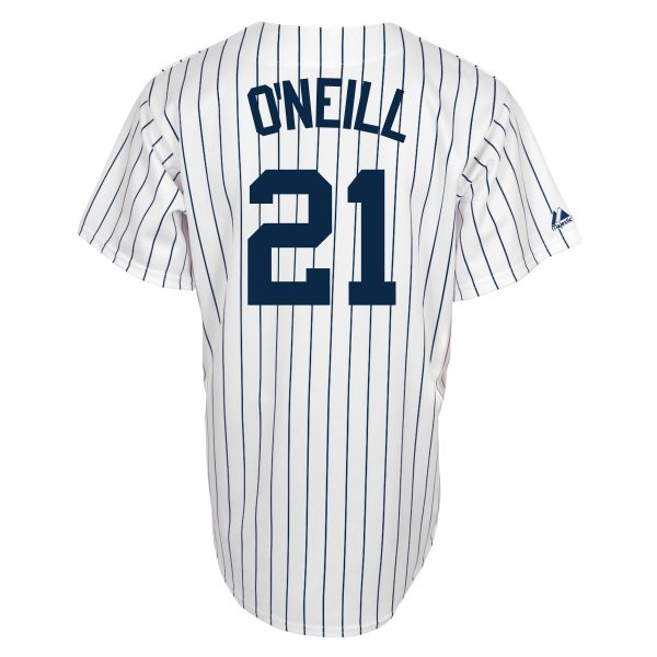 New York Yankees Paul O'Neill #21
