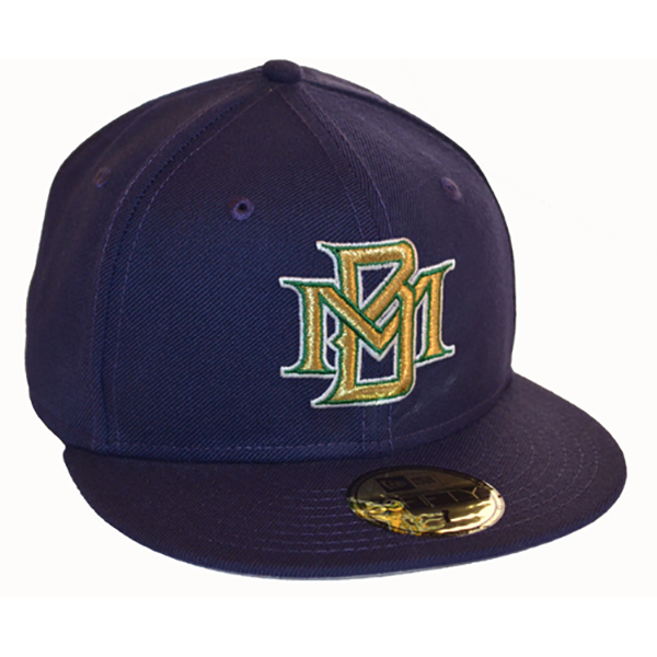 f761869d3 Milwaukee Brewers 1994-1996 Home Hat