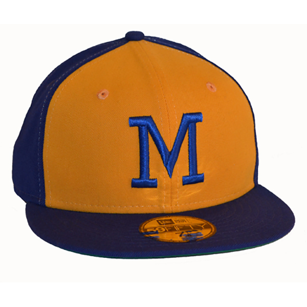 4c4be703540 Milwaukee Brewers 1974-1977 Road Hat - Mickey s Place