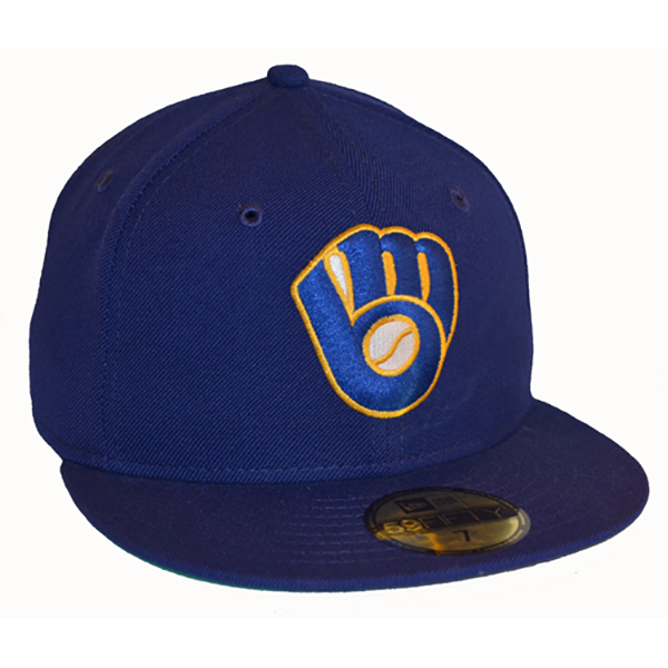 Milwaukee Brewers 1986-1993 Hat