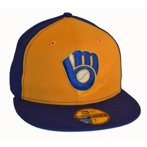 Milwaukee Brewers 1978-1985 Hat
