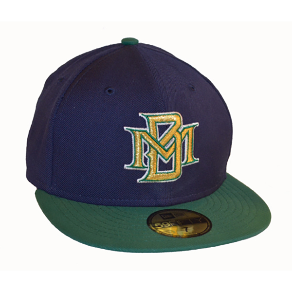 bb1f17c4213 Milwaukee Brewers 1994-1996 Road Hat - Mickey s Place