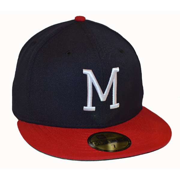 4f637b2fbba69 Milwaukee Braves 1953-1965 Hat - Mickey s Place