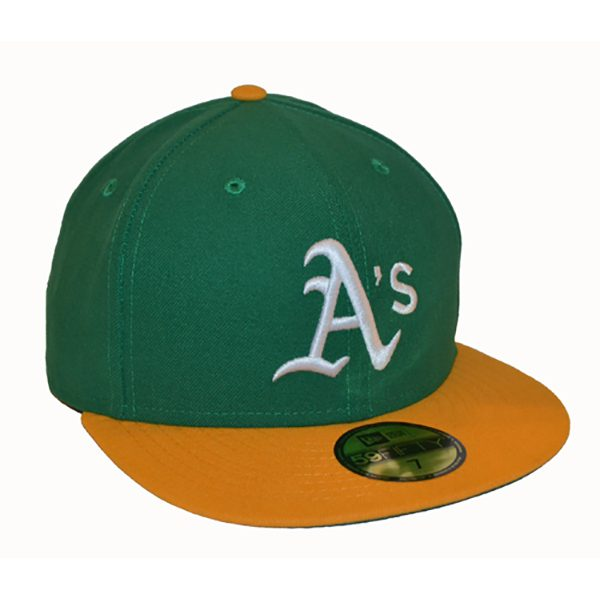 Oakland A's 1970-1980 Hat
