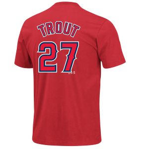 Mike Trout Tee