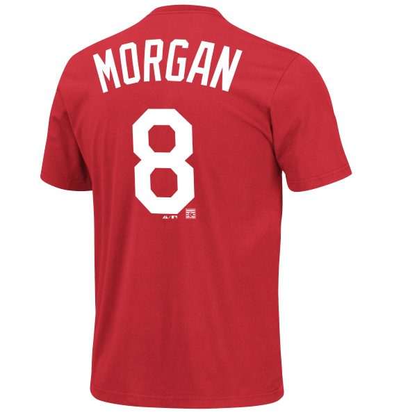 Joe Morgan #8