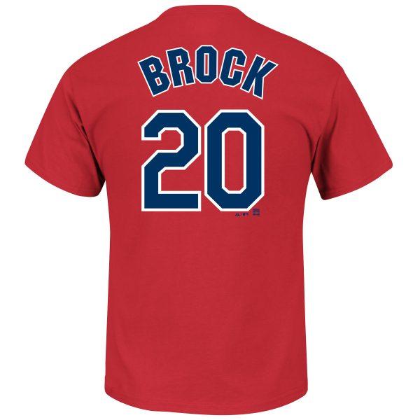 Lou Brock #20