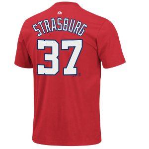 Stephen Strasburg Tee