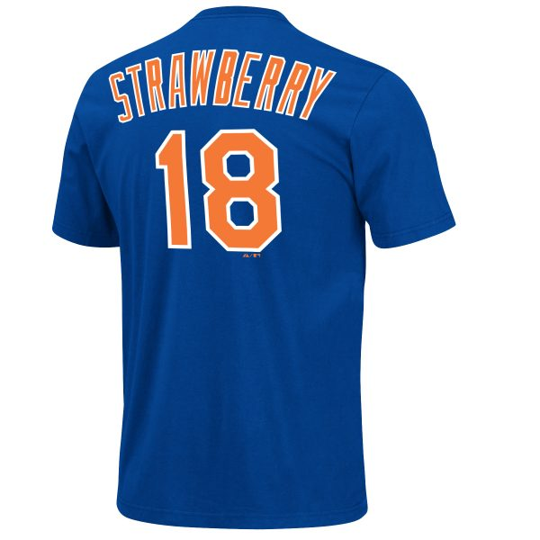 Darryl Strawberry #18