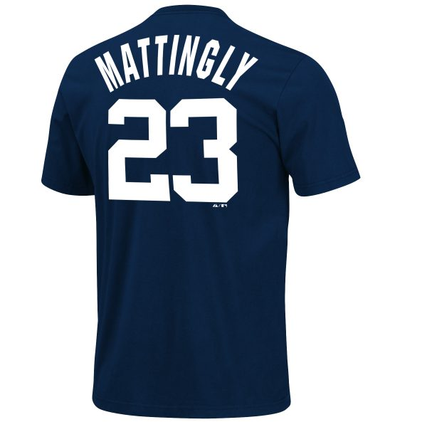 Don Mattingly #23