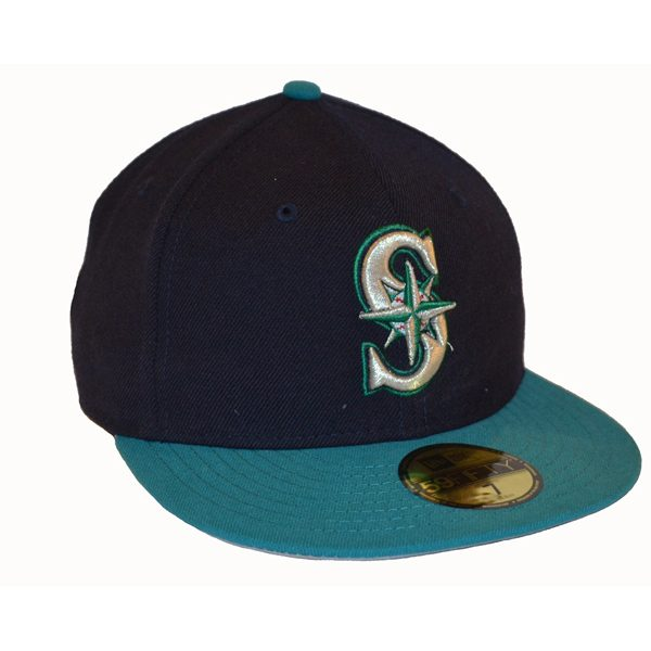 Seattle Mariners 1994-2003 Home Hat