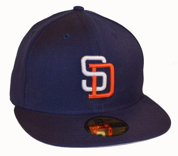 San Diego Padres 2002-2003 Game Hat