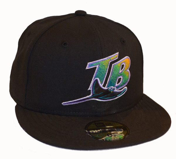 Tampa Bay Devil Rays 1999 Road Hat
