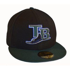 Tampa Bay Devil Rays 2005 Alternate Hat