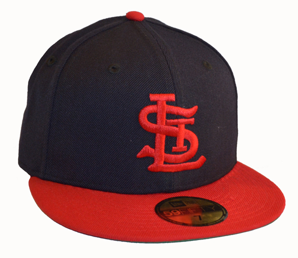 St. Louis Cardinals 1940-55 Hat - Mickey s Place 75ee25fe12e7
