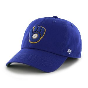 Milwaukee Brewers Home Franchise Hat