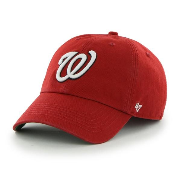 Washington Nationals Franchise Hat