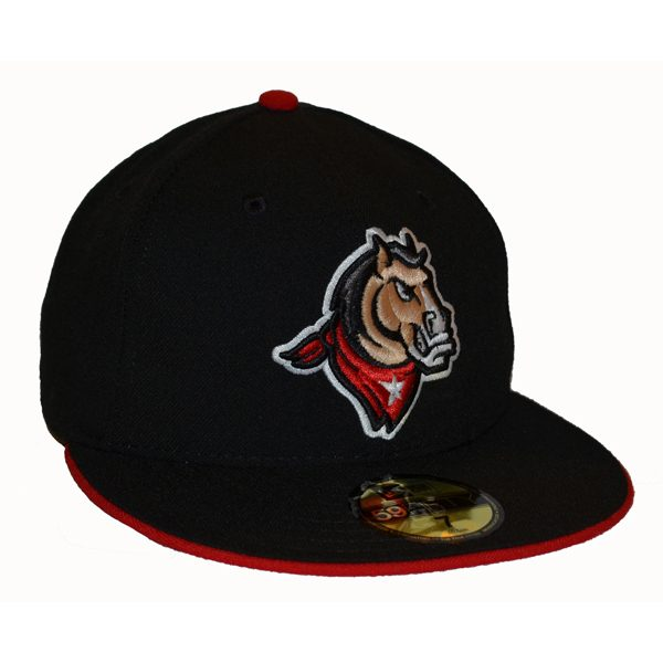 Billings Mustangs Alternate Hat