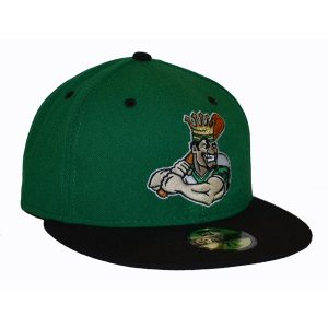 Clinton Lumberkings Alternate Hat