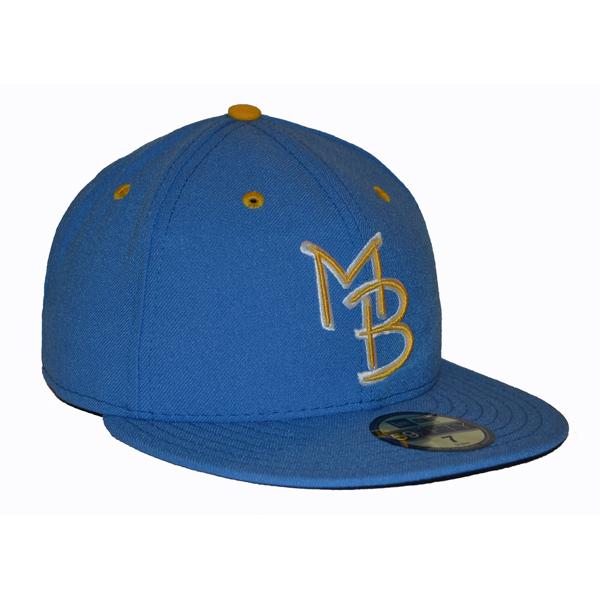Myrtle Beach Pelicans Home Hat Mickey