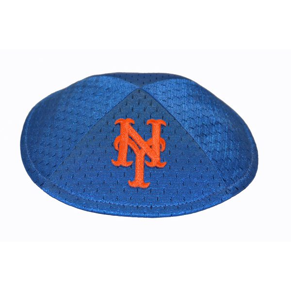 Kippah- New York Mets