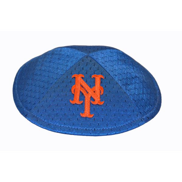 Kippah- New York Mets