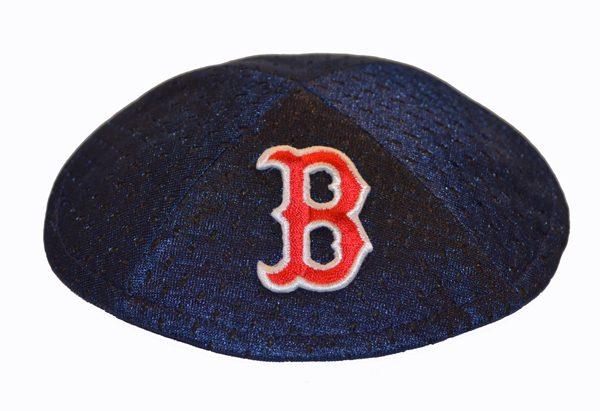 Kippah- Boston Red Sox