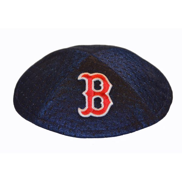 Kippah- Boston Red Sox
