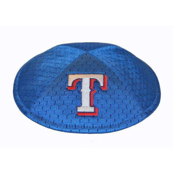 Kippah- Texas Rangers