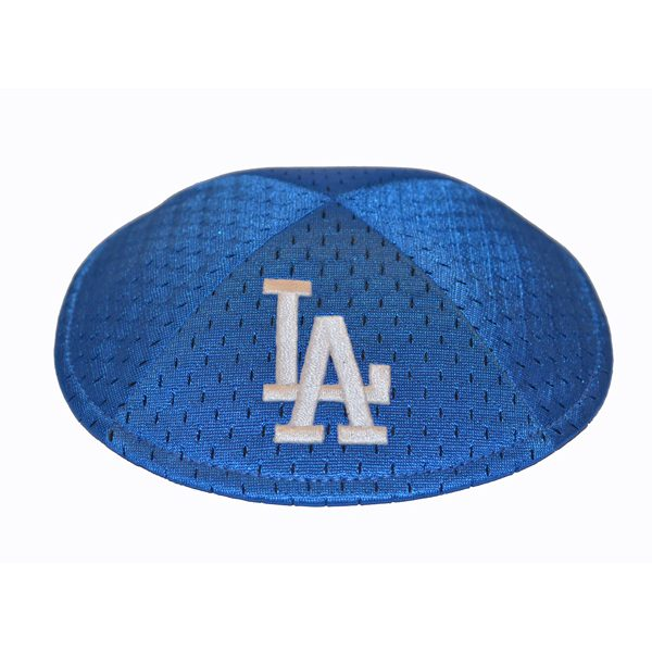 Kippah- Los Angeles Dodgers